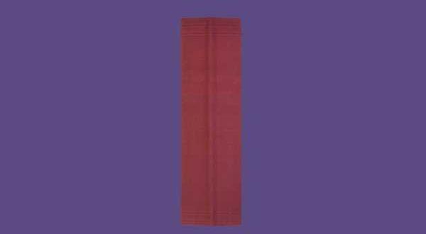 BITU-LINE bitumenes gerincelem - 100 cm/db - vörös