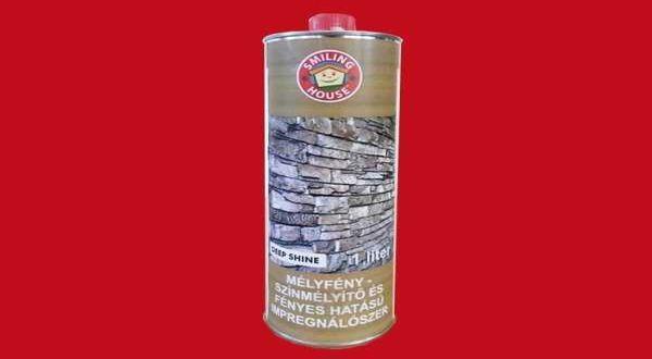 DEEP SHINE mélyfény,színmélyítő és fényes hatású kőimpregnáló - 1 liter