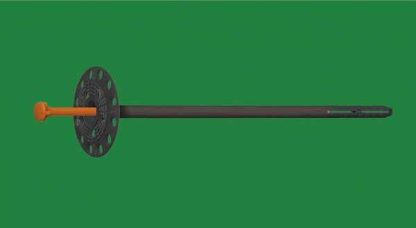 EJOT IDK-N 8/60 műanyag beütőszöges dűbel - 155 mm