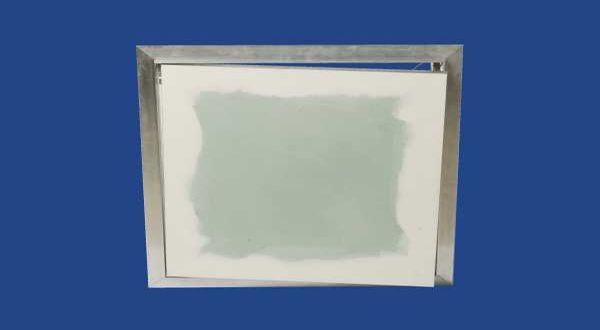Festésre kész TOP LUX gipszkarton szervizajtó - 20 x 20 cm