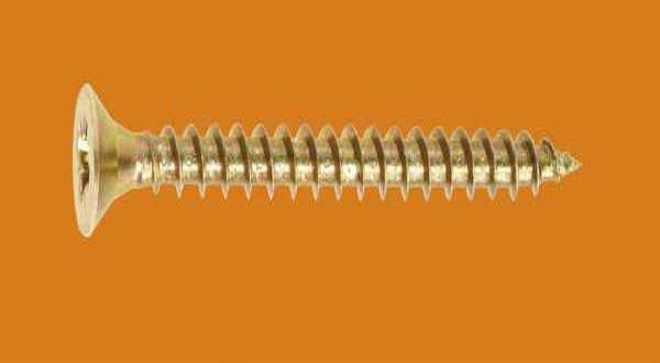Forgácslap csavar - 4 x 60 mm