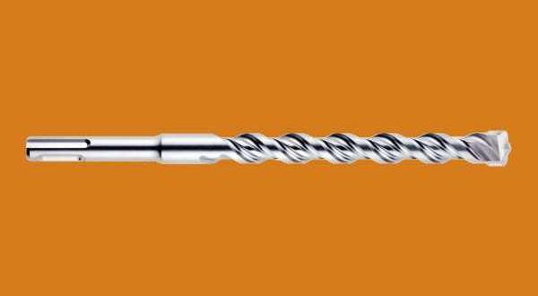 Keményfémlapkás ütvefúró - 10 x 160/100 mm