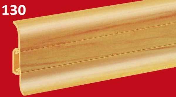 Parkettaszegély profil - 2,5 fm - SLIM130