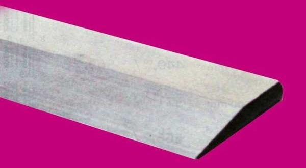 Trapéz lehúzóléc - 3000 mm